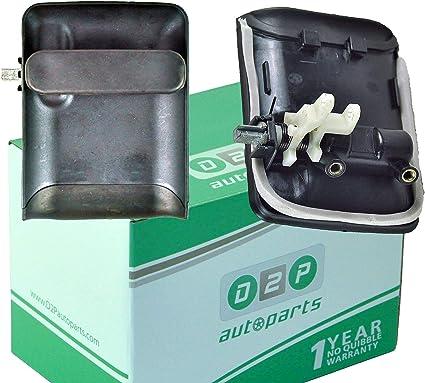 D2P para Citroen Berlingo (1996 - 2015) Lado Derecho Puerta Corredera Mango 9101p8: Amazon.es: Coche y moto