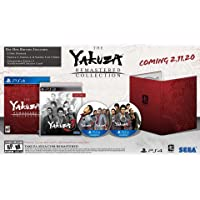 Deals on Yakuza Remastered Collection Day 1 Edition PlayStation 4