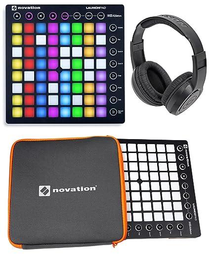 Amazon Com Novation Launchpad S Mk2 Mkii Dj Controller Pad Ableton