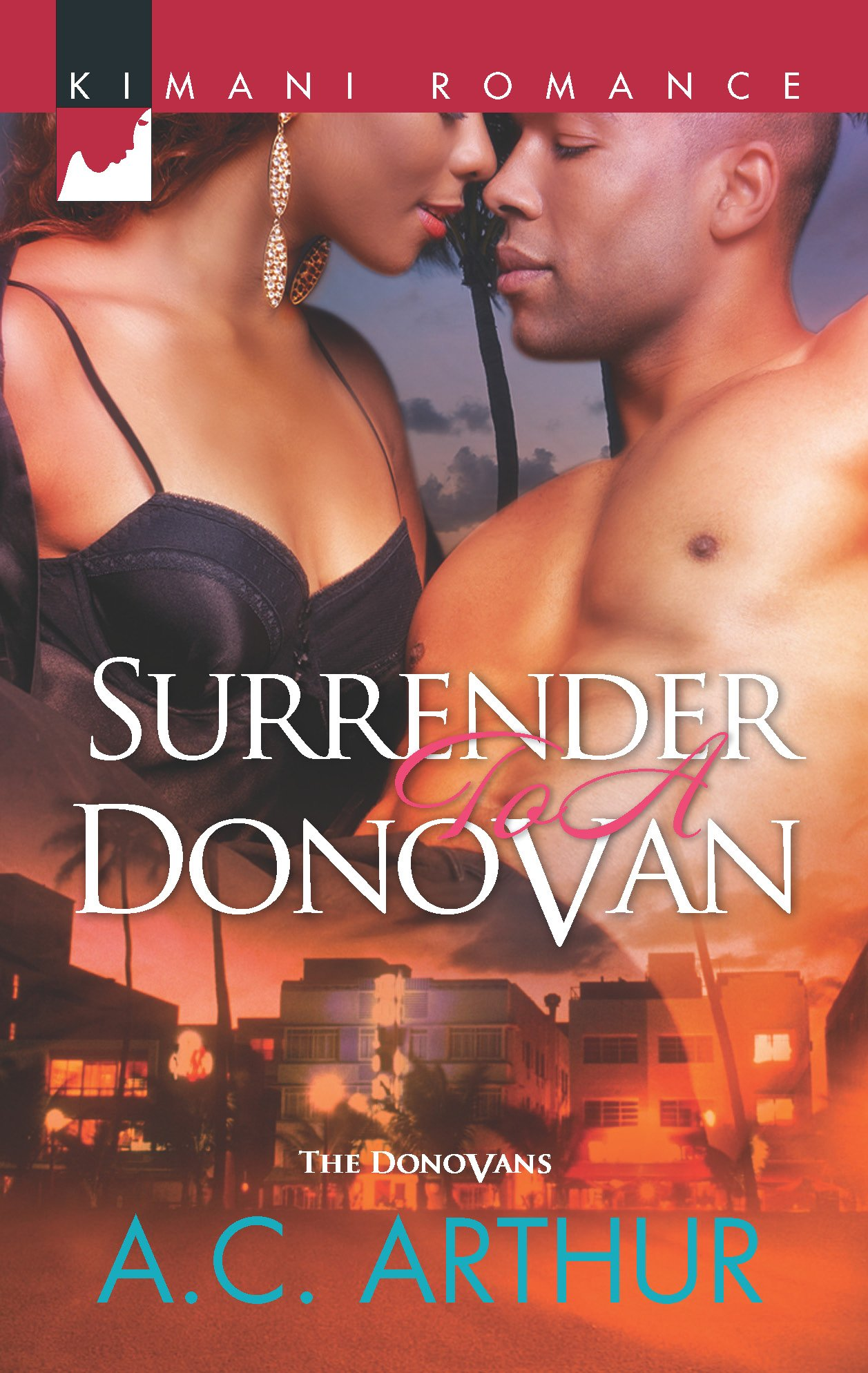 Surrender to a Donovan (The Donovans) ebook