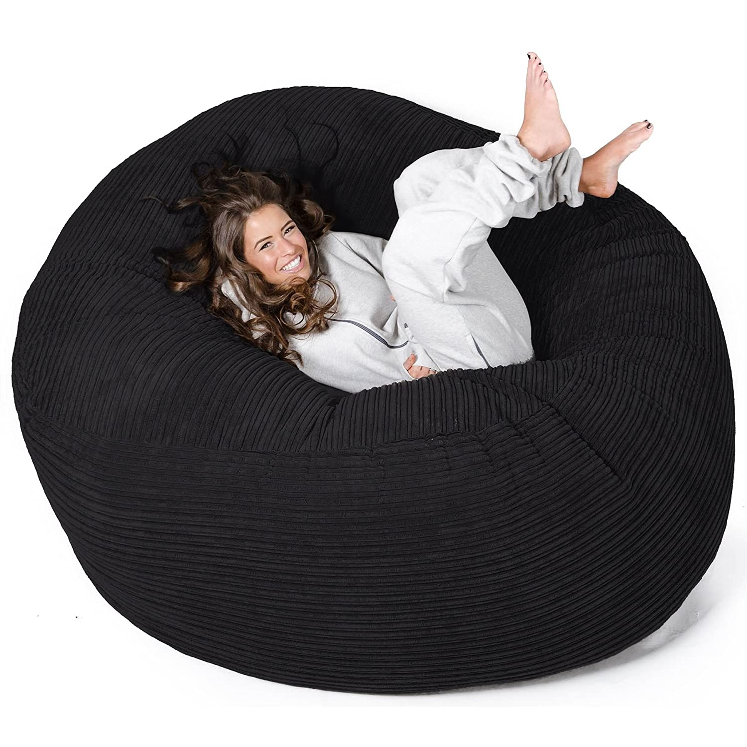 mega mammoth sofa bean bag mink. Black Bedroom Furniture Sets. Home Design Ideas