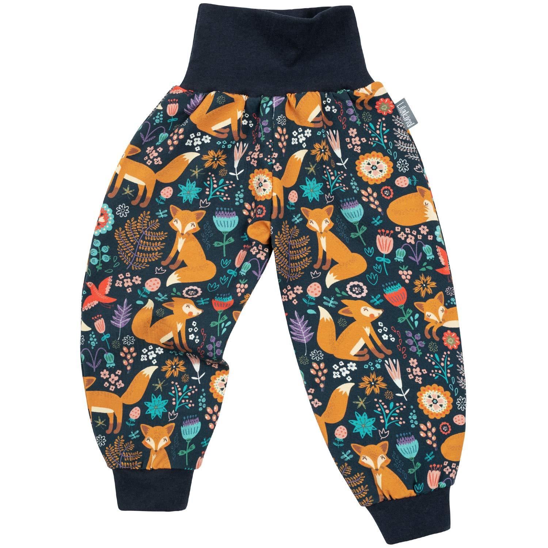 Lilakind Talla 50//56-134//140 Pantalones de beb/é para ni/ño Fabricado en Alemania.