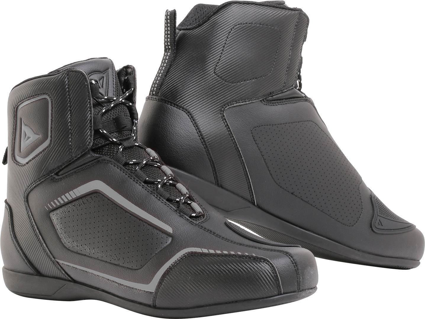 Dainese(ダイネーゼ) RAPTORS AIR SHOES 685-BLACK/BLACK/ANTHRACITE 40 B07D9BF3VX  40