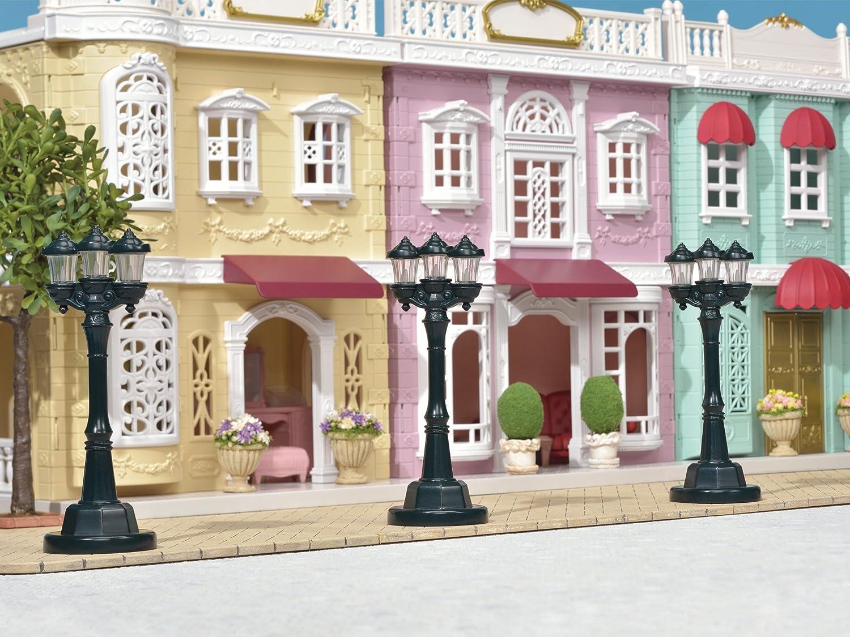 Sylvanian Families 6005 Town Series 6005-Stra/ßenlaterne Bunt