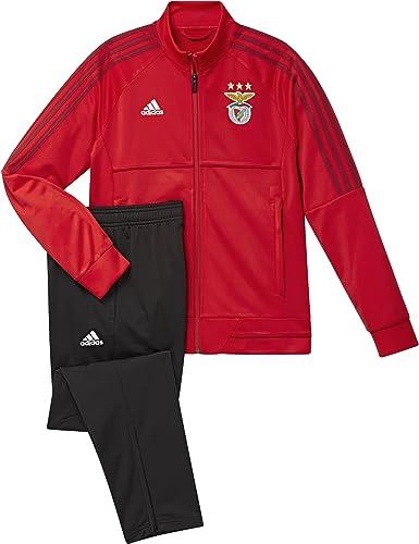 adidas SLB PES Y Chándal SL Benfica, niños, Rojo (Ben.ro/Rojpot ...