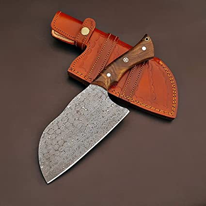 Amazon.com: VKA5518 - Cuchillo de acero hecho a mano, diseño ...