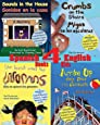 4 Spanish-English Books for Kids (Spanish-English Children's Books)