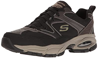 Skechers Men's Vigor Air Trainer,Brown/Black,US ...