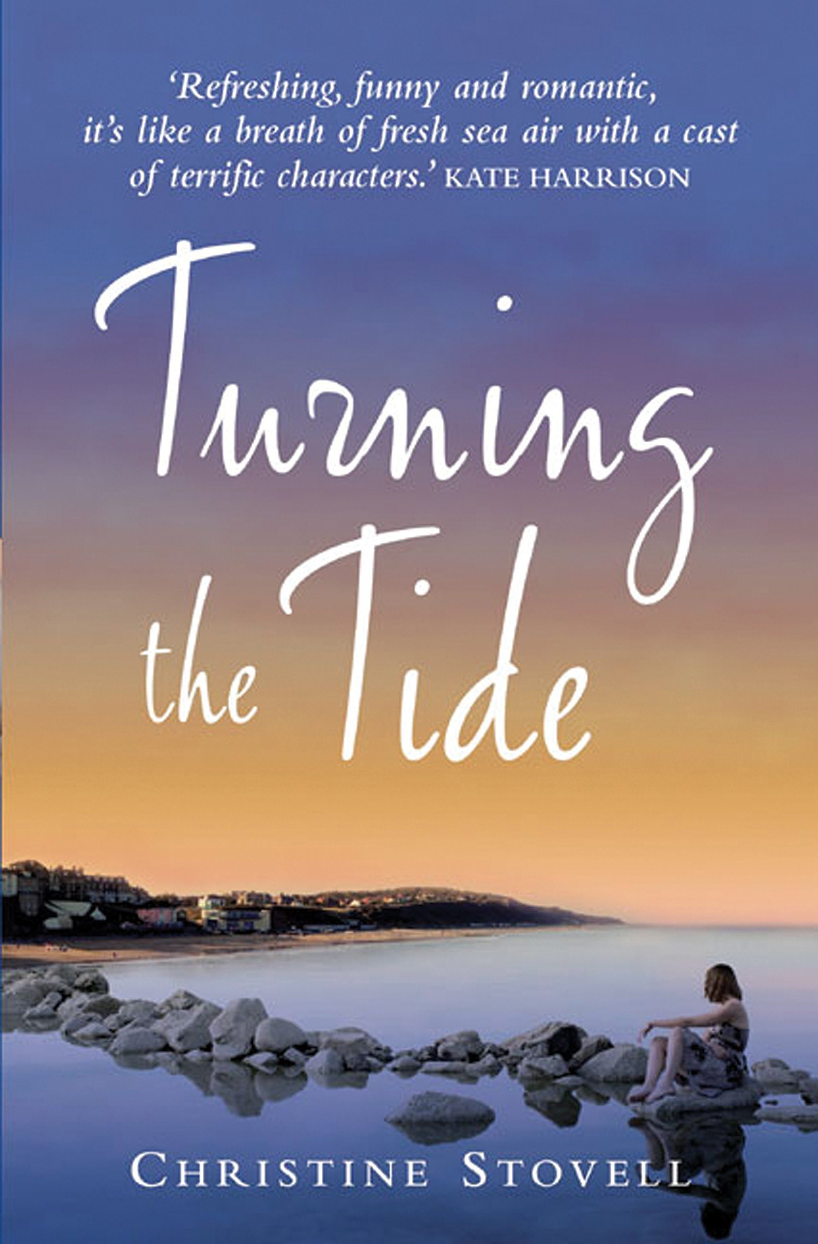 Turning The Tide, Stovell, Christine