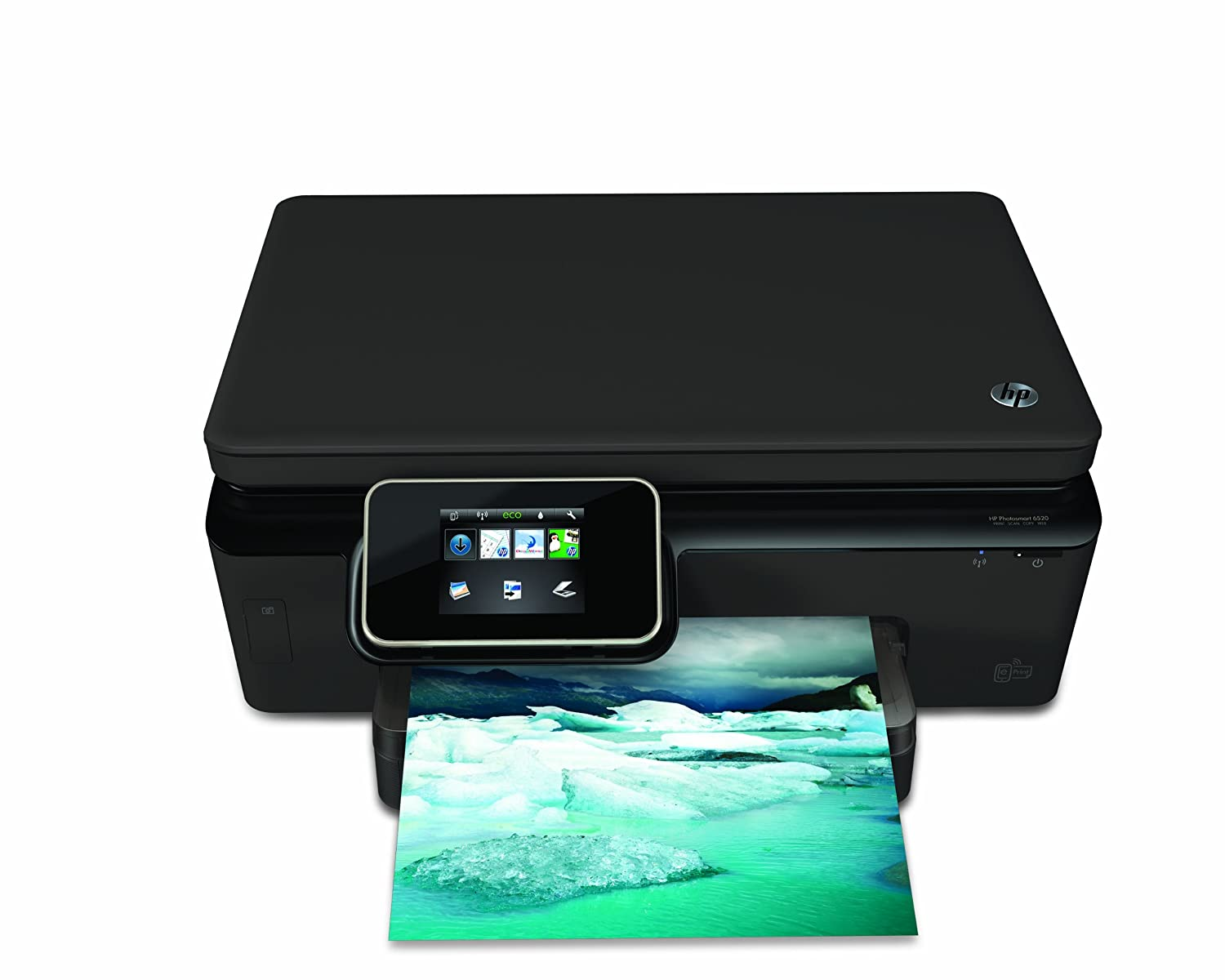 Amazon HP Photosmart 6520 Wireless Color Photo Printer With Scanner And Copier Electronics