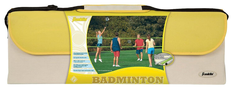 Franklin Sports Intermediate Badminton Set B001H1JLK6