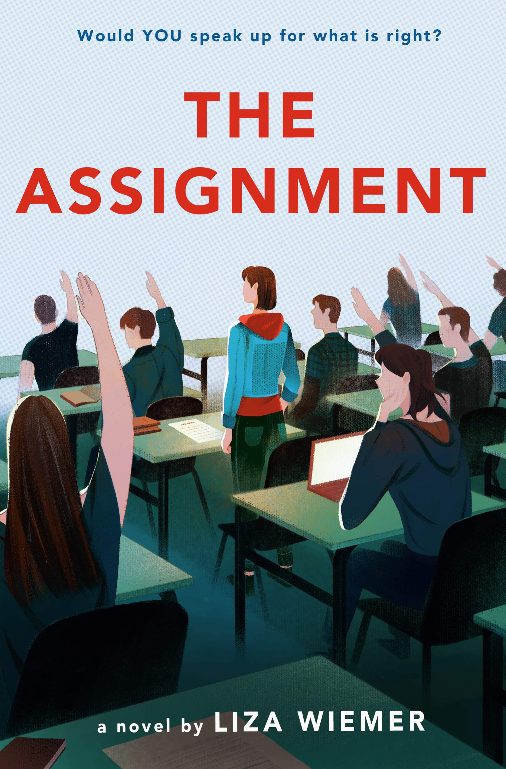 Amazon.com: The Assignment (9780593123164): Wiemer, Liza: Books