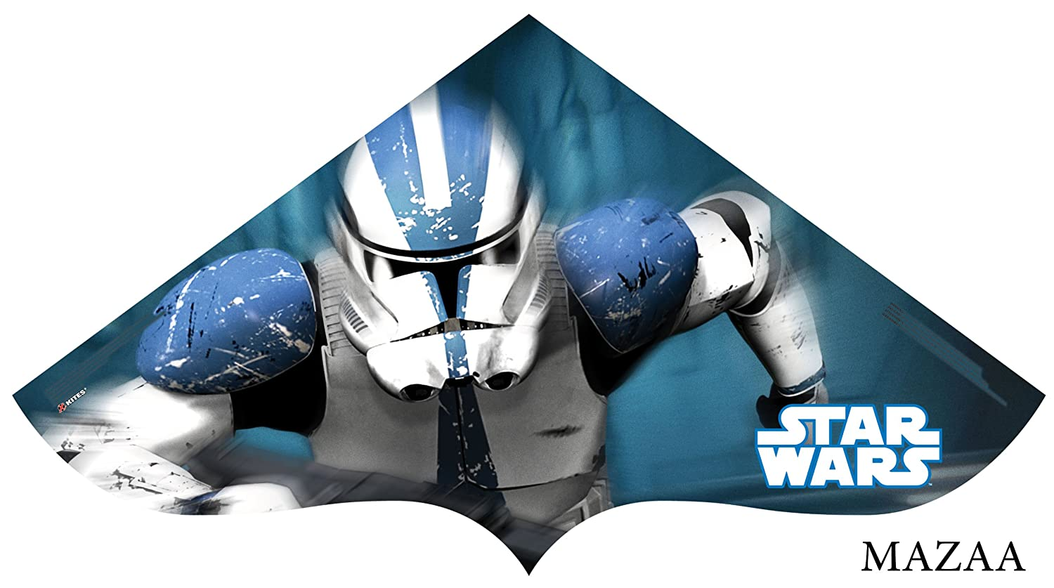 Star Wars Stormtrooper Skydelta 52 Poly Kite