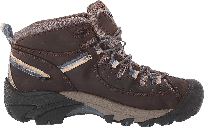 KEEN Womens Targhee 2 Mid Wp Hiking Boot