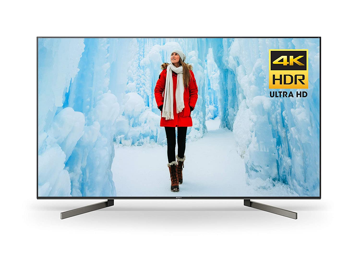 Sony XBR49X900F 49-Inch 4K Ultra HD Smart LED TV (2018 Model)