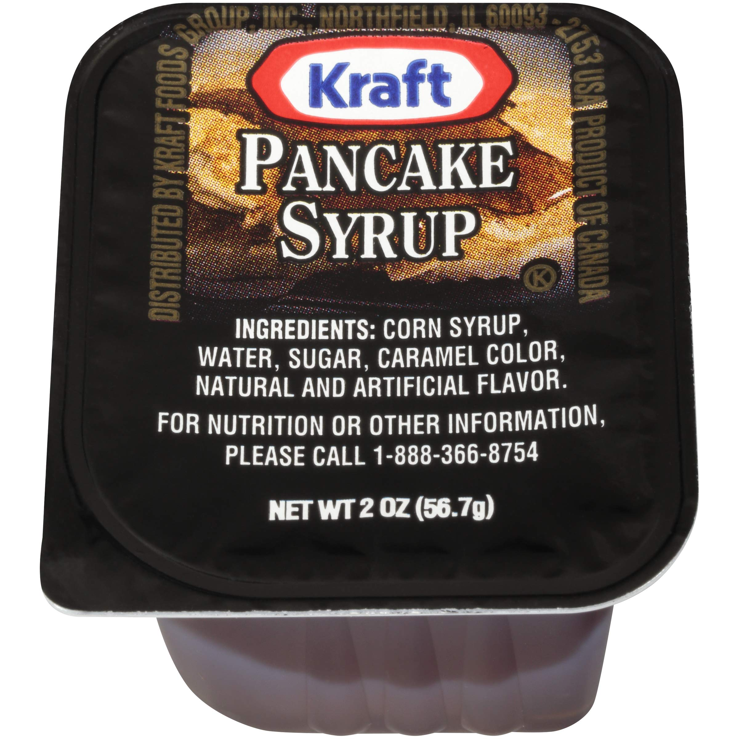 Kraft Table Syrup (2 oz Packets, Pack of 80) by Kraft (Image #4)