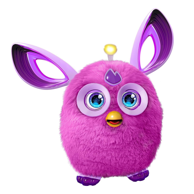 Ферби Коннект Фиолетовый на Английском, Furby Connect Purple