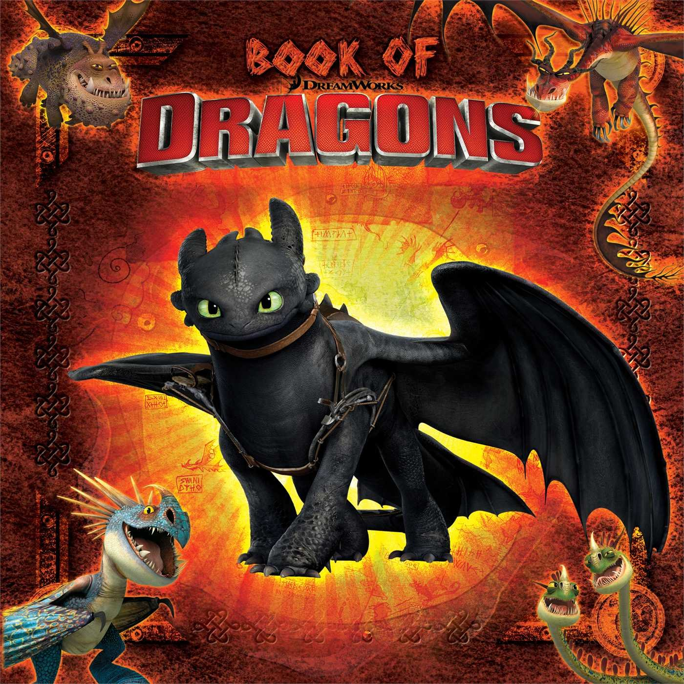 Download Book of Dragons (How to Train Your Dragon TV) pdf