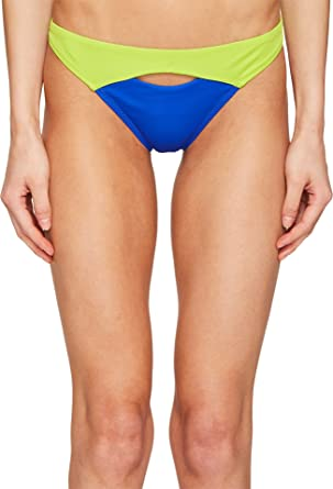 L Agent by Agent Provocateur Women s Alenya Bikini Bottom Blue Green  Swimsuit Bottoms 84dac6143