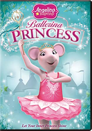 Amazoncom Angelina Ballerina Ballerina Princess Charlotte
