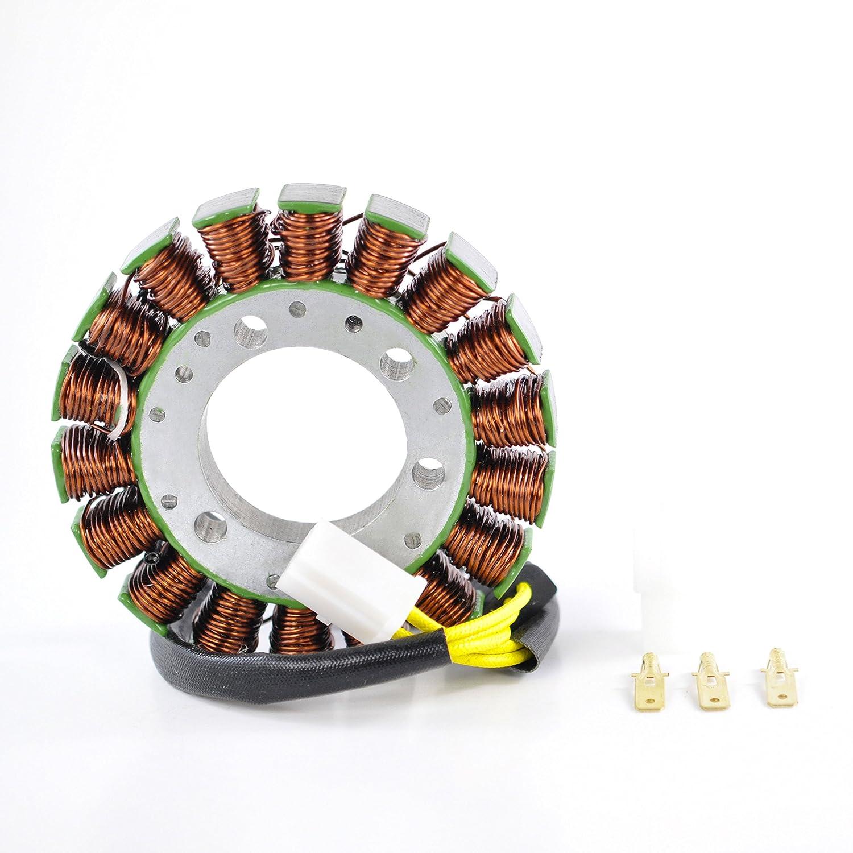 Generator Stator For Kawasaki ER 6N Ninja 650 R Versys 650 2006 2007 2008 2009 2010 2011 2012 2013 2014 OEM Repl.# 21003-0041 21003-0042 RMSTATOR