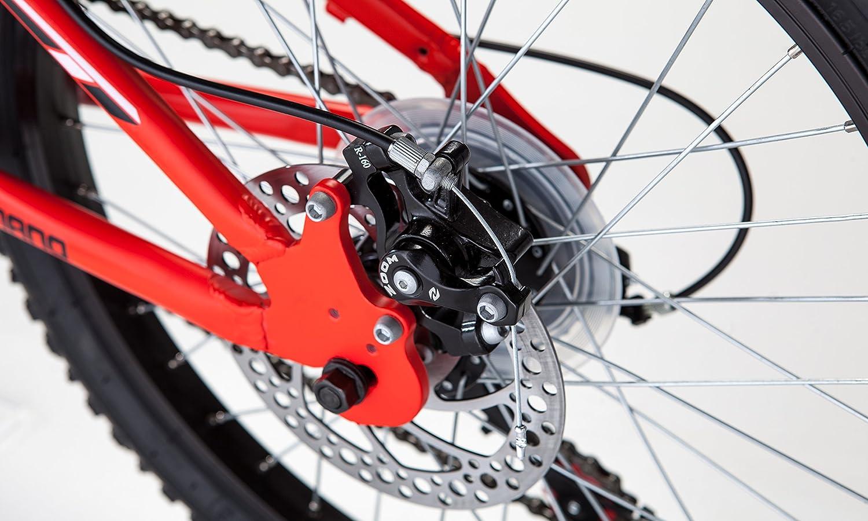 Rot MOMA BIKES Kinder Gtt 20 Fahrrad One Size