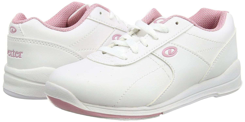 Dexter Damen Bowlingschuhe Raquel III Weiß Blau Weiß Weiß Weiß Weiß Baby Blau US 6.5 UK 4 9d1d3e
