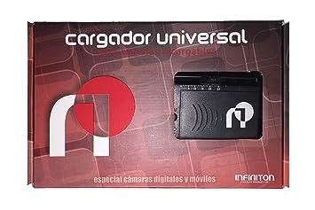 CARGADOR UNIVERSAL PARA BATERIAS DE LITIO: Amazon.es ...