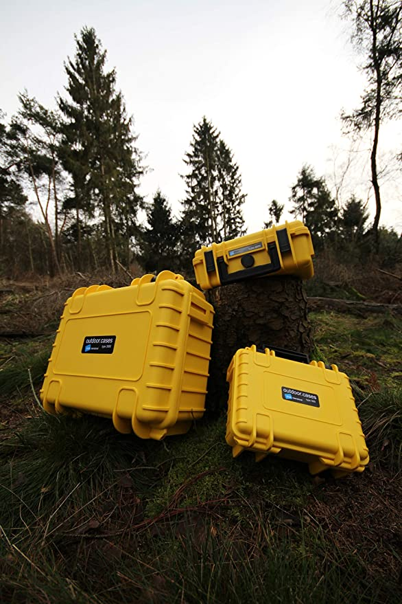 B W International 3000 B Rpd 3000 Outdoor Case With Rpd Insert Durable Type Black Camera Photo