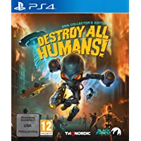 Destroy All Humans! DNA Collector's Edition - PlayStation 4 (PS4)