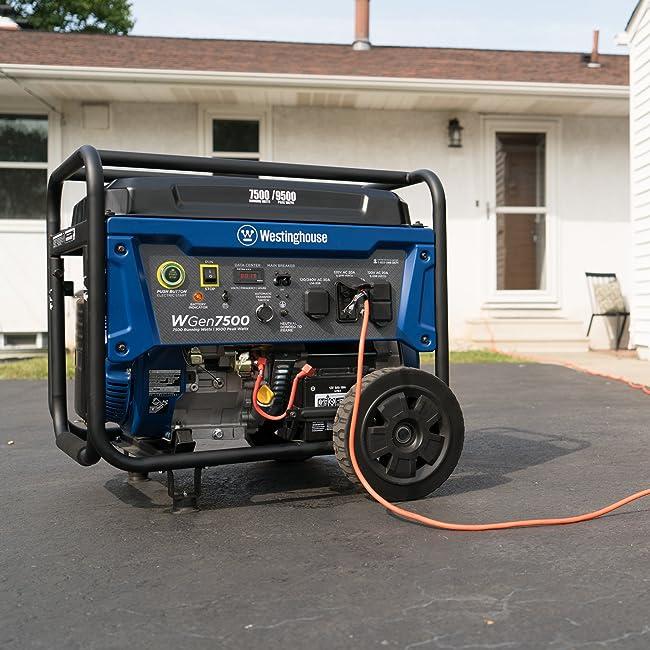 best generator for food truck