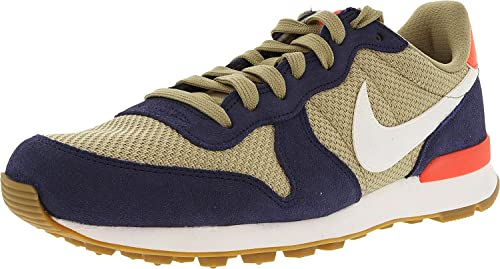 Nike WMNS Internationalist 828407-408 Loyal Blue Bamboo White Women s Shoes  (Size 3ba22d04b1