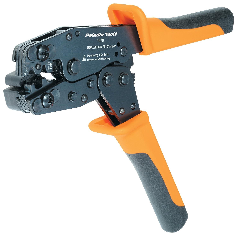 Greenlee 1670 EDAC/ELCO Pin Crimp Tool - Crimpers - Amazon.com