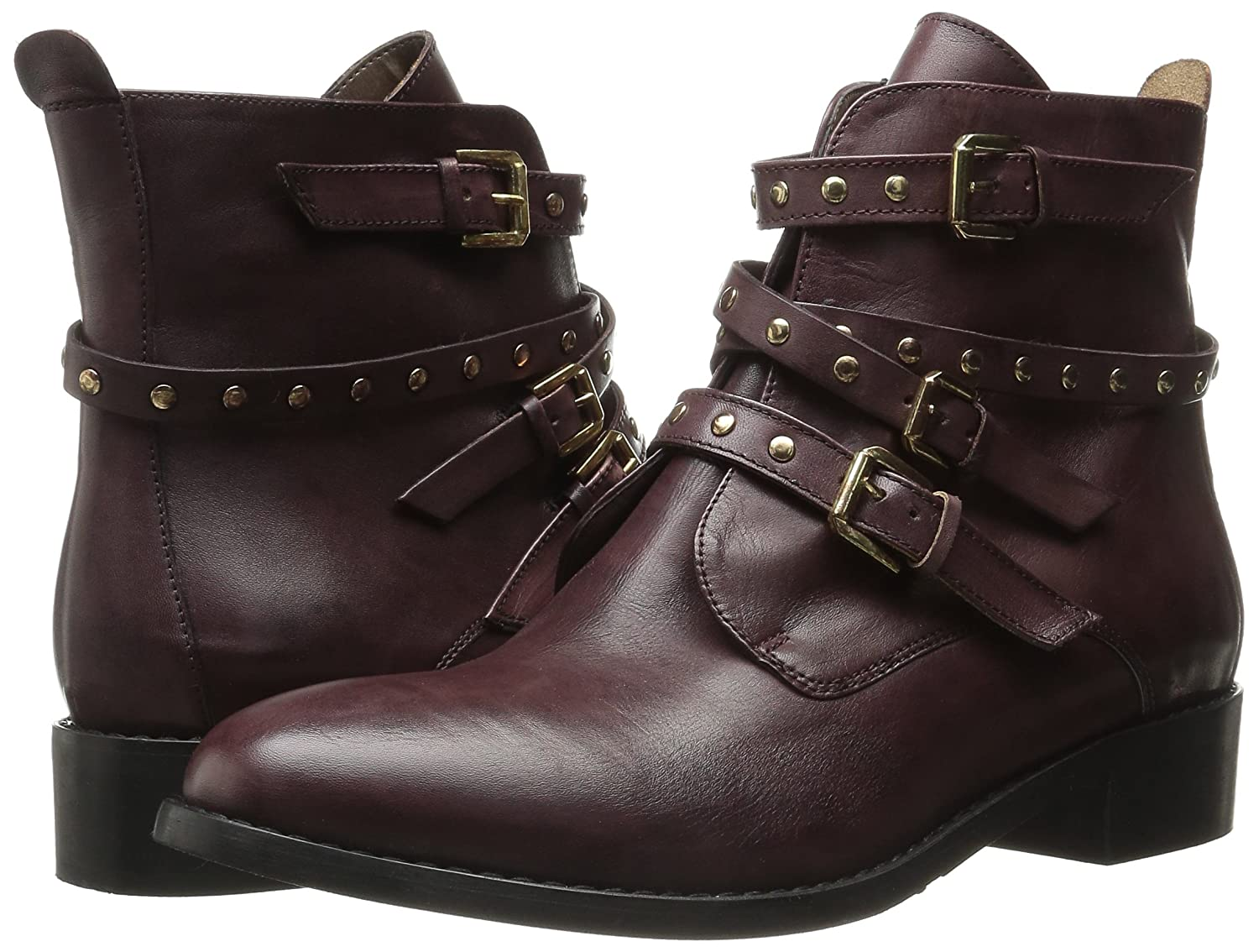Bella B00U8012QS Vita Women's Mod Italy Boot B00U8012QS Bella 6.5 W US|Burgundy Leather 9b35ec
