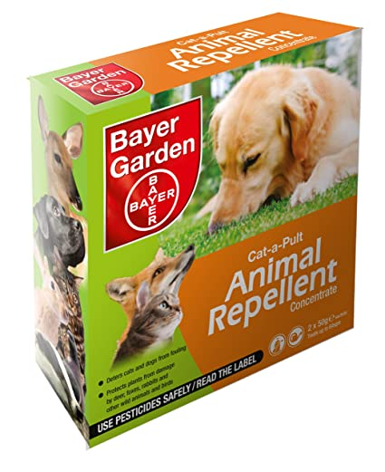 SBM Life Science Bayer Garden Animal Repellent Concentrate