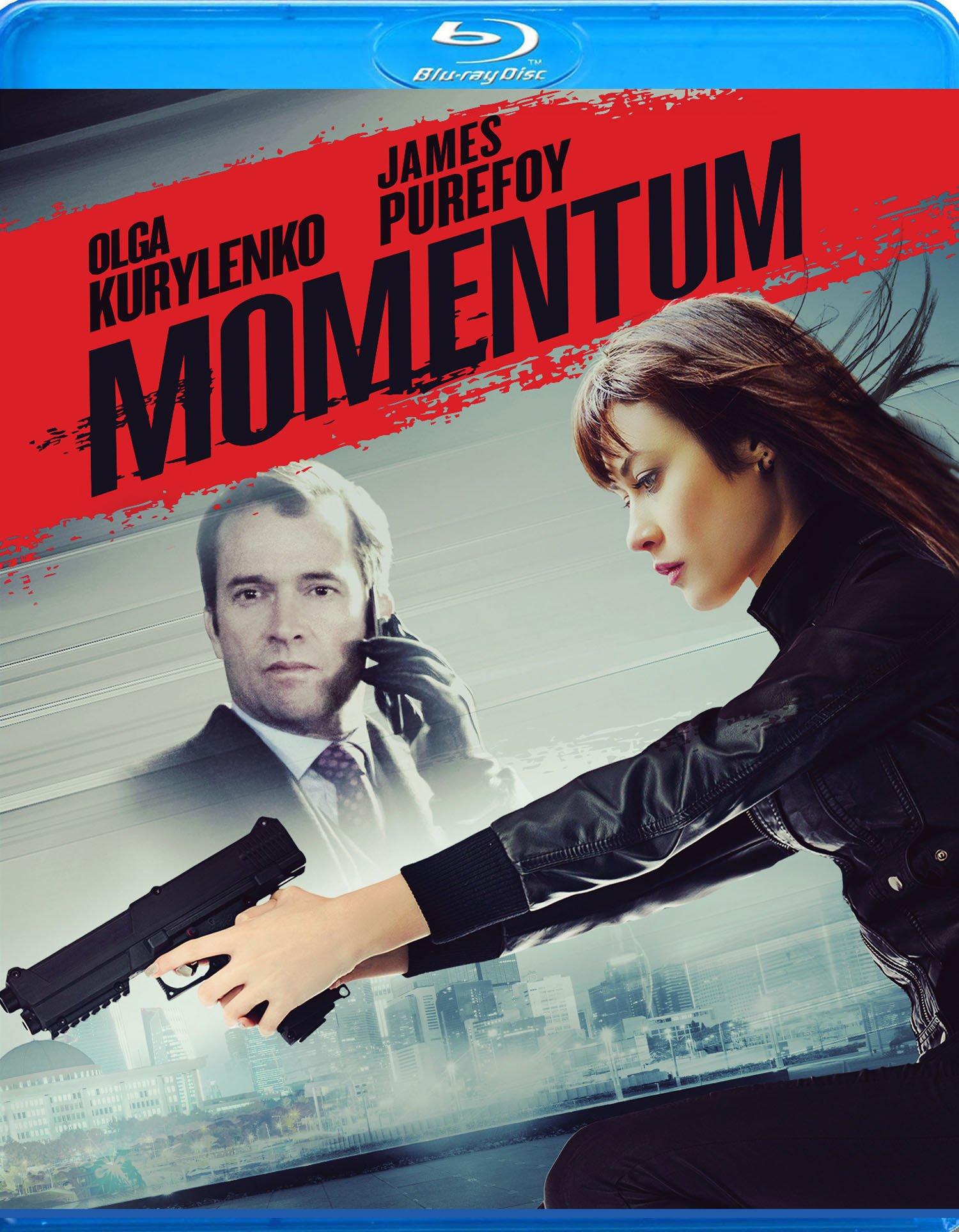 Blu-ray : Momentum (Blu-ray)