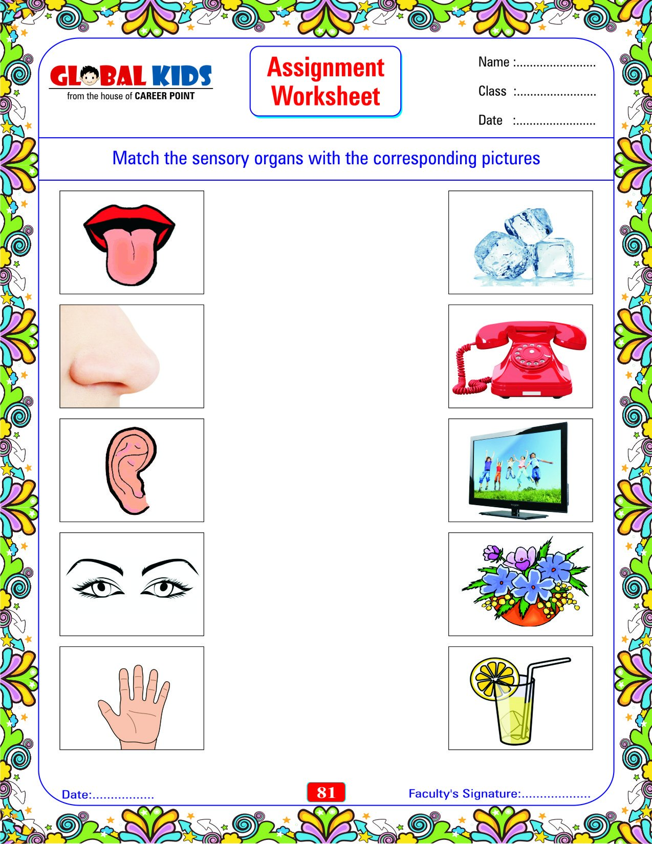 Fancy Worksheets For Kg1 Mold - Math Exercises - obgscuola.info