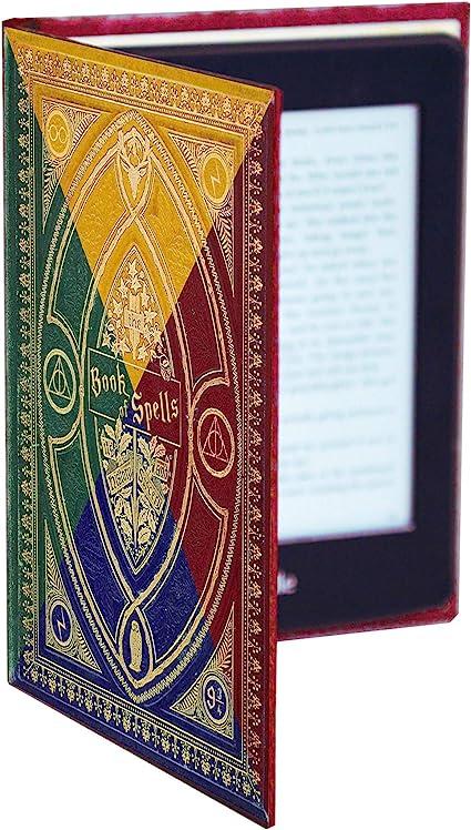 Harry Potter Hogwarts para Kindle Paperwhite, con forma de libro ...