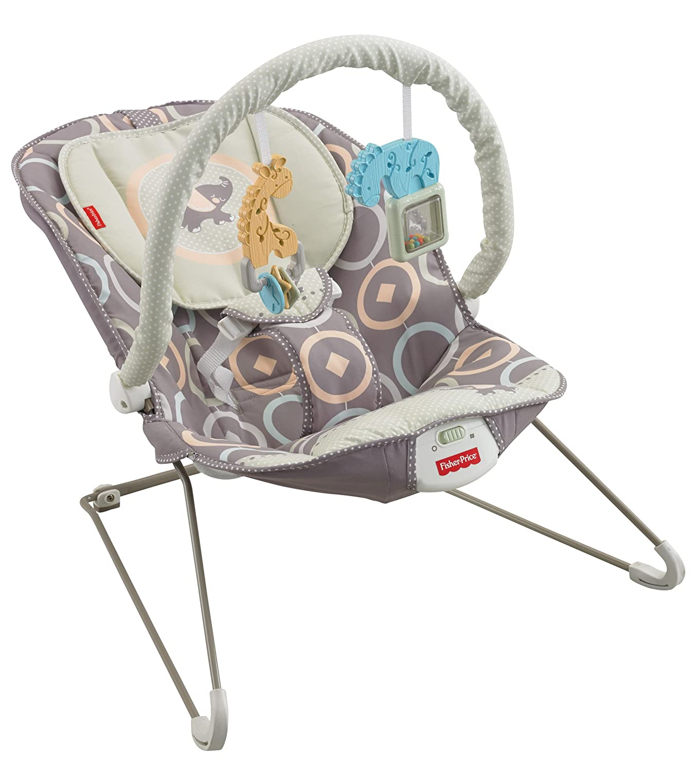 Disney Baby Minnie Mouse Light n Comfy 22 Luxe Infant Car Seat Dot