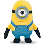 Minions Plush Buddies -Stuart, 5 Inches