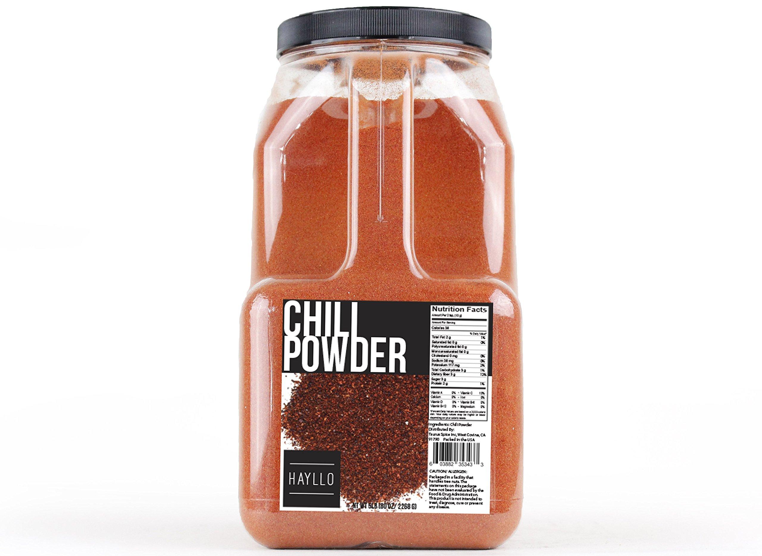 Hayllo Chili Powder , 5 Pound