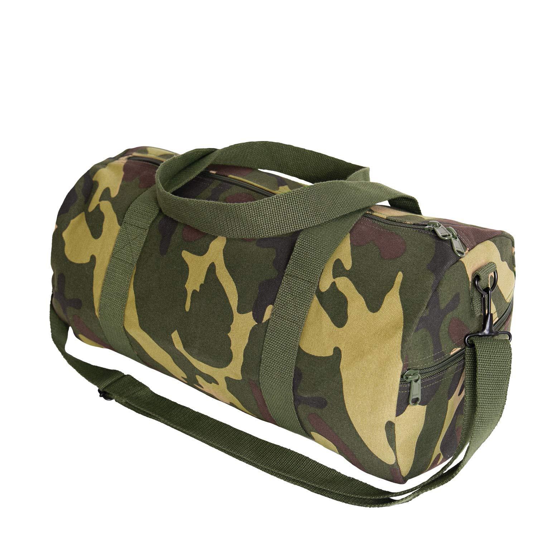 Rothco Canvas Shoulder Duffle Bag – 19 Inch