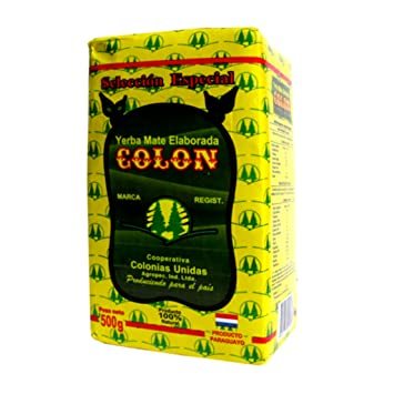 Yerba Mate Colon 500g