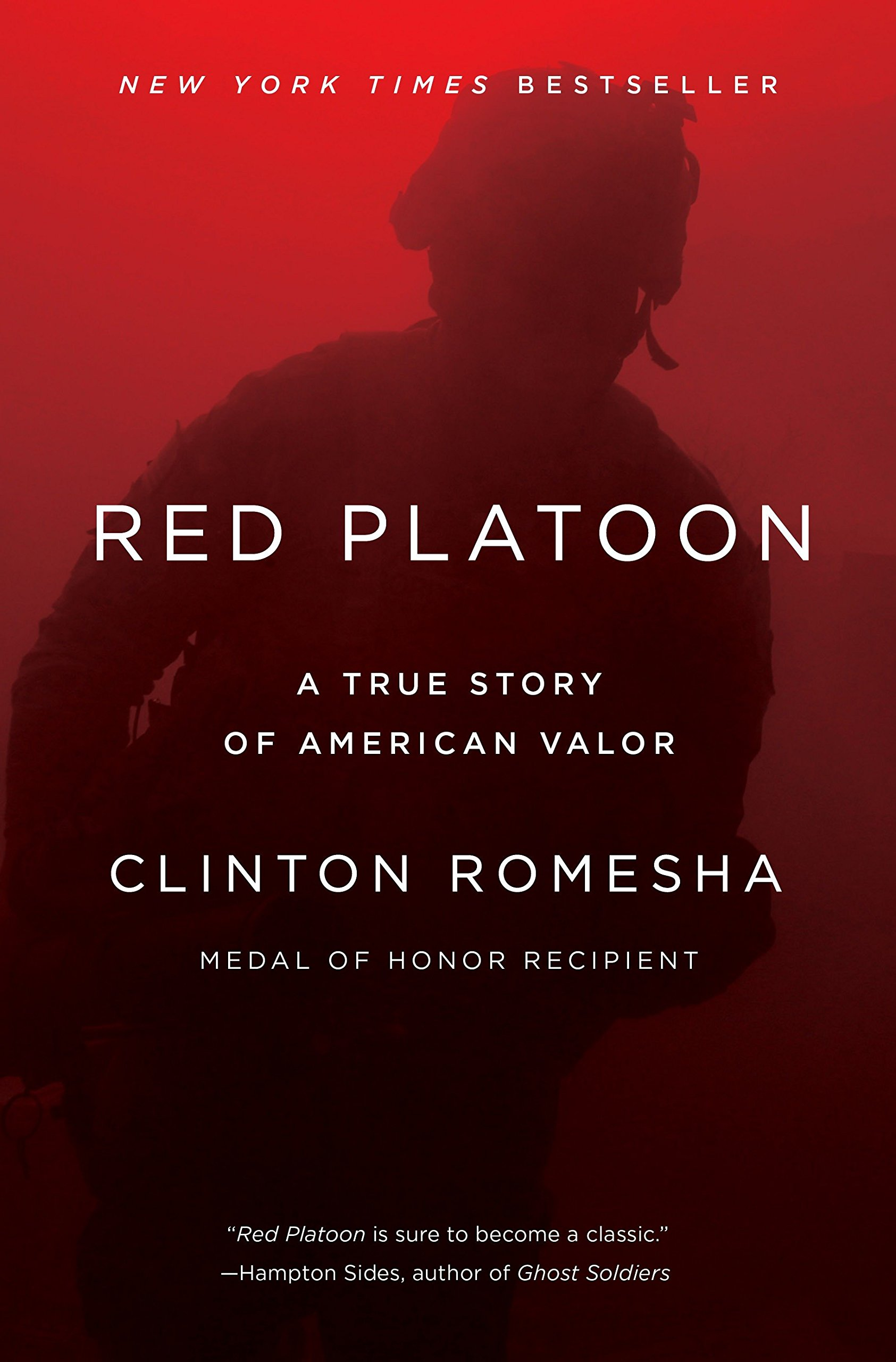 Amazon com: Red Platoon: A True Story of American Valor