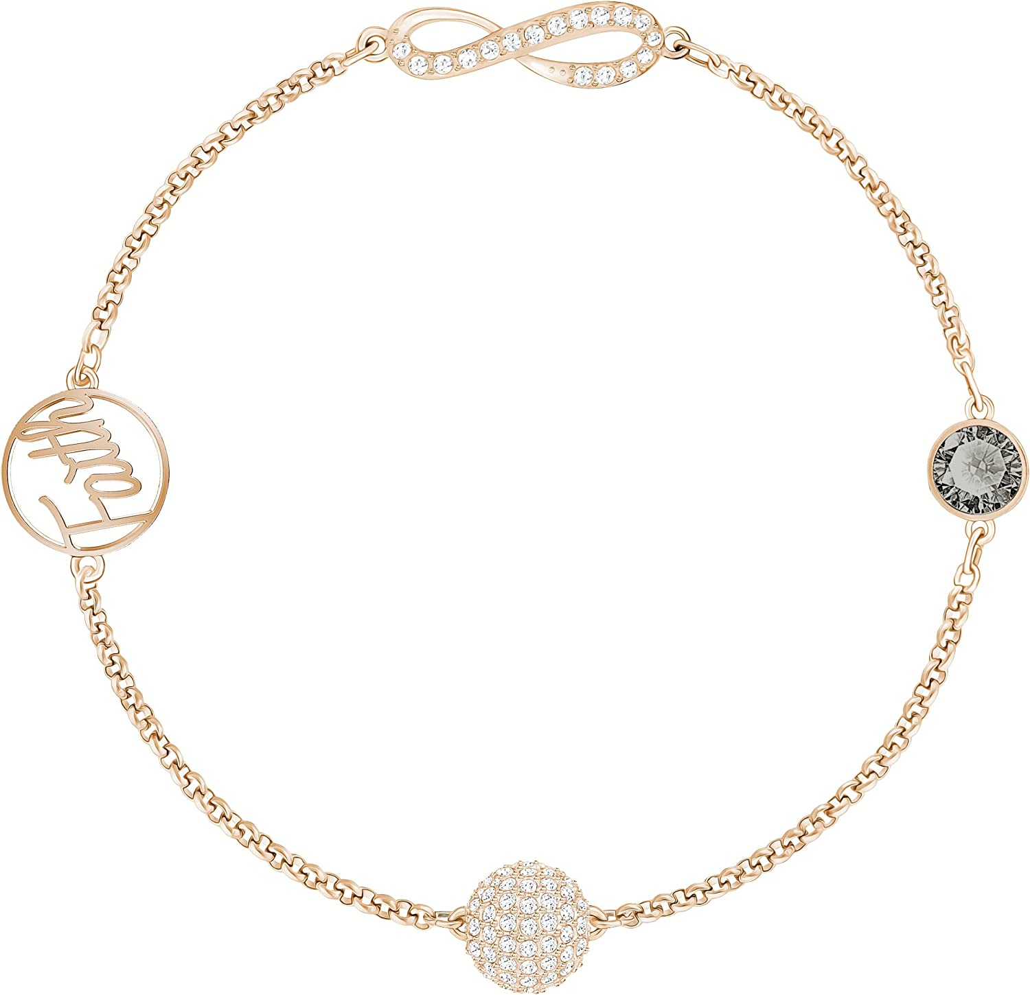 SWAROVSKI Women s Remix Collection Symbols Crystal Bracelet Collection
