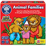 Orchard Toys Animal Families Mini / Travel Game