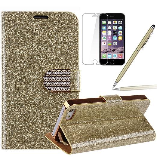 3 opinioni per Felfy Custodia per iPhone 5 5S, Cover per iPhone 5 5S, Ultra Slim Sottile