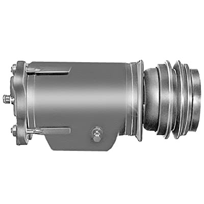 ACDelco 15-20515 Professional Air Conditioning Compressor, Remanufactured: Automotive