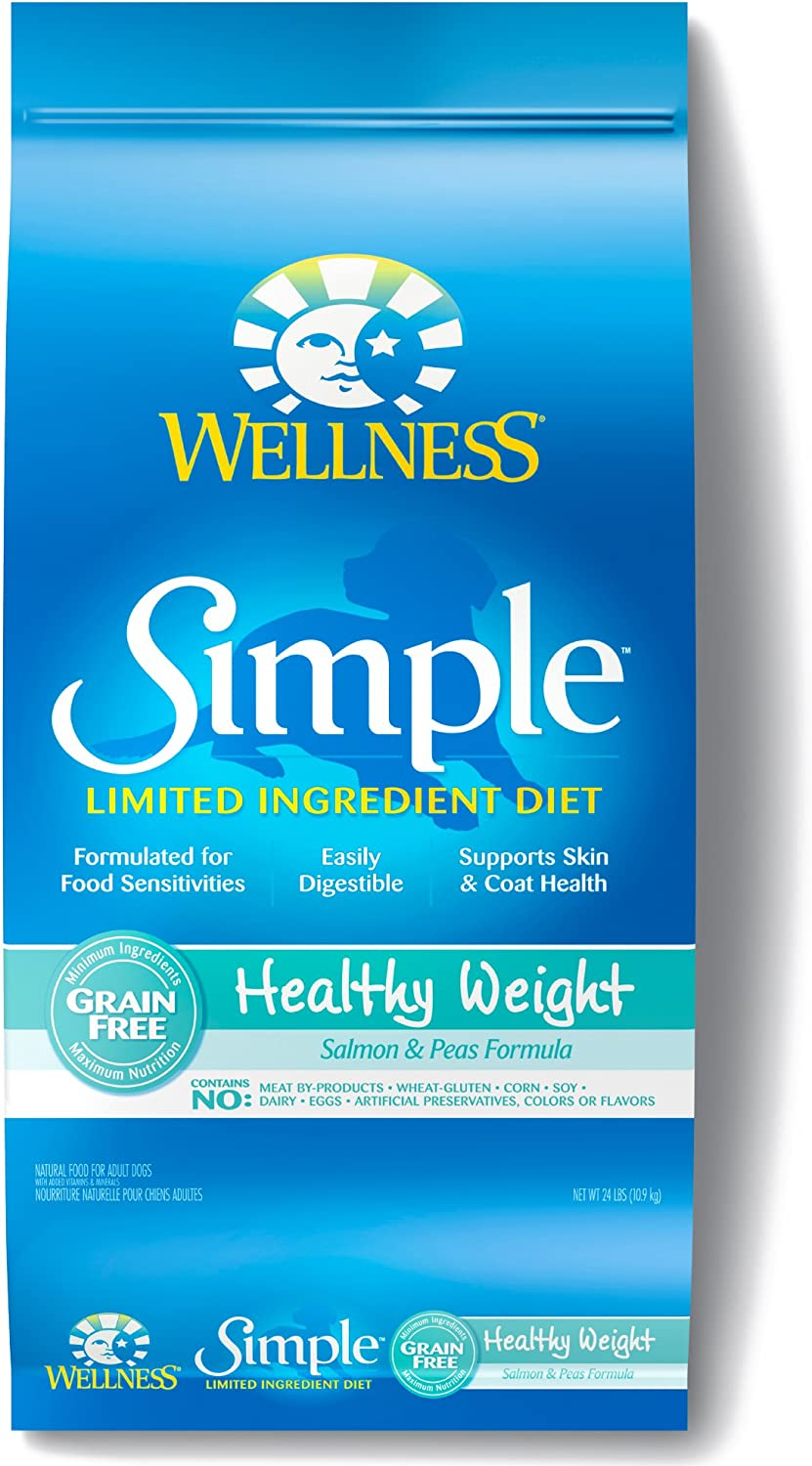 wellness simple small breed grain free review