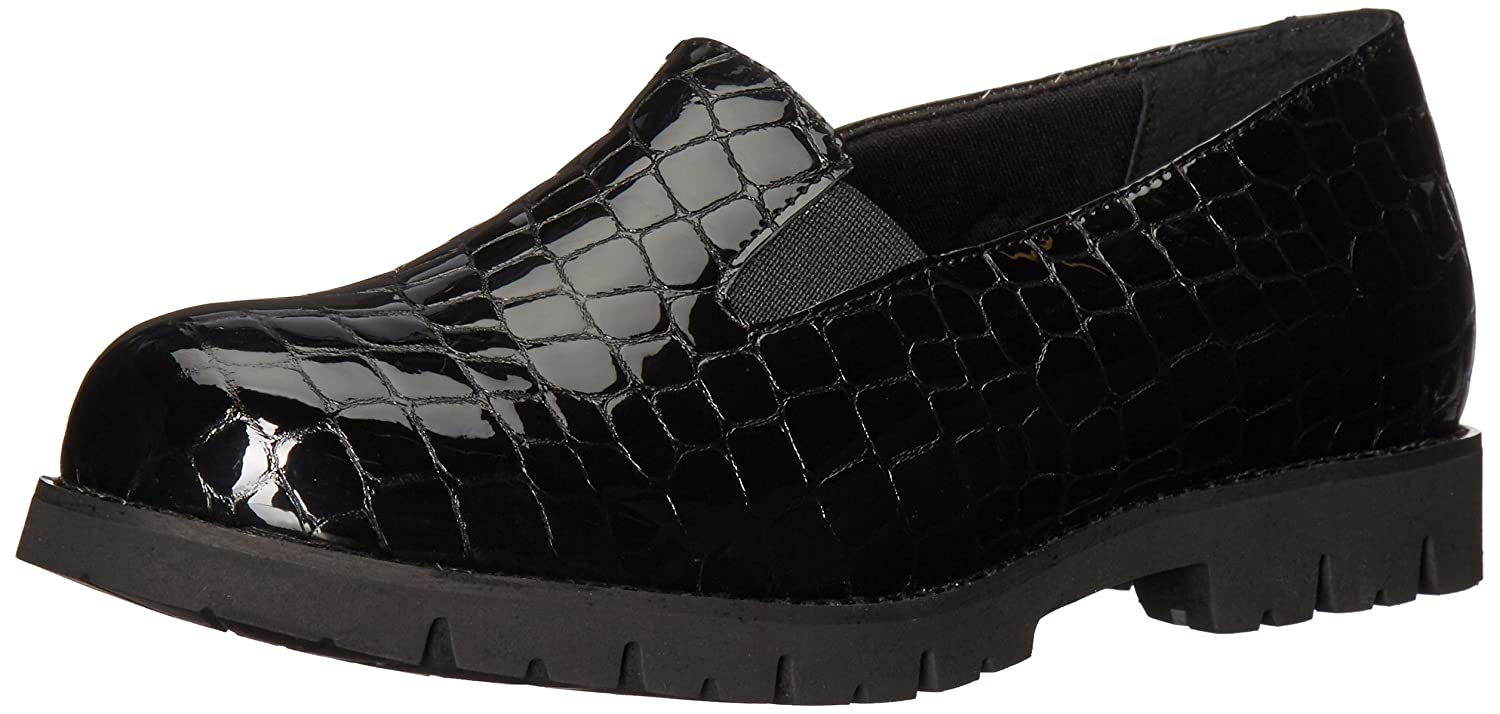 David Tate Women's Babe B004296HTI 7 XW US|Black Multi